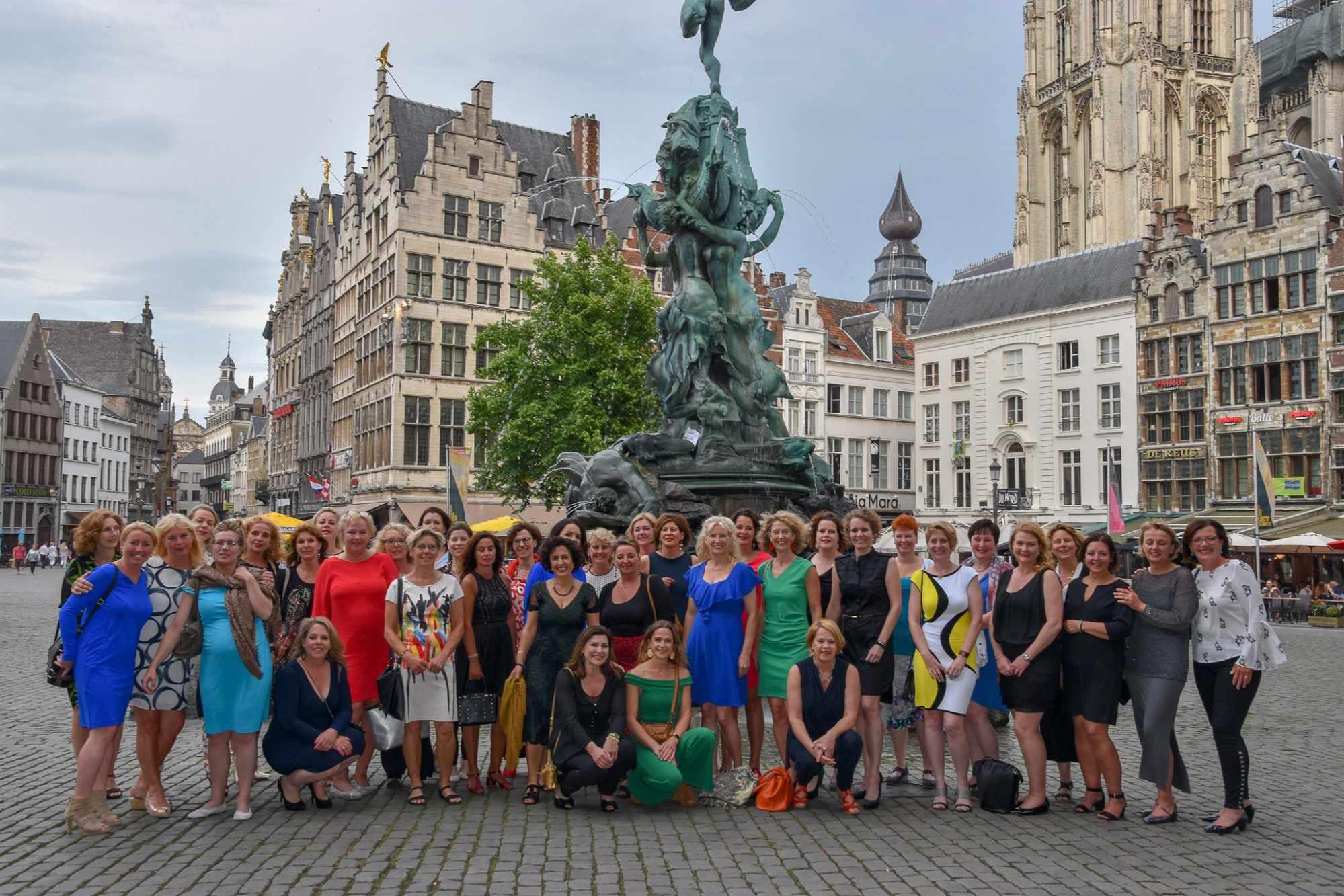Wib-reis op 27 en 28 mei 2018 | Antwerpen