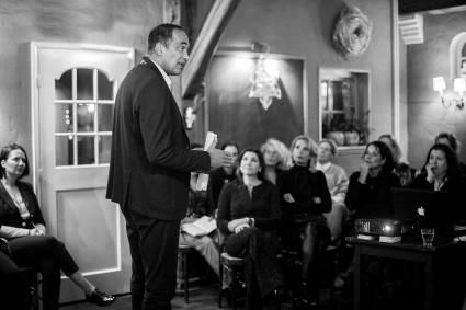 Wib-bijeenkomst 8 januari 2019 | Gast Arnold Vanderlyde