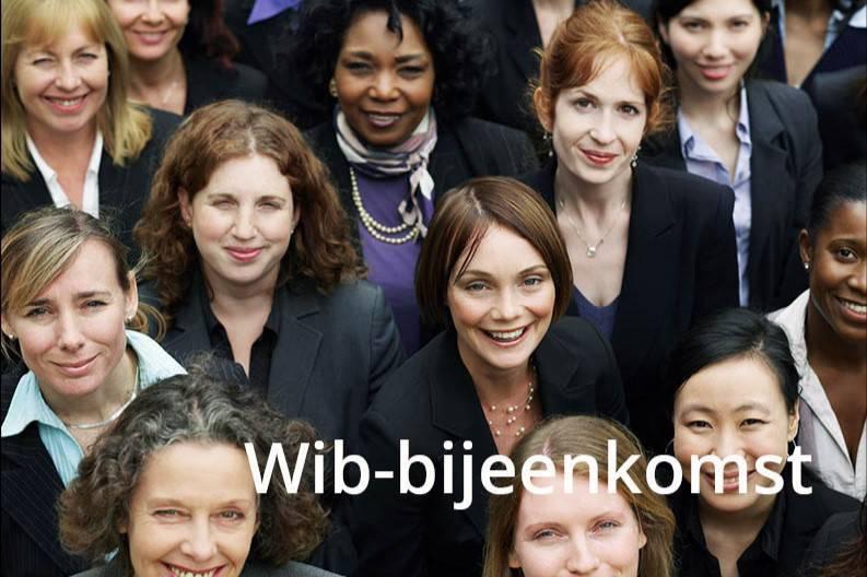 WIB-bijeenkomst 9 september 2020