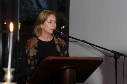Wib-bijeenkomst  8 Maart 2017 | Gast burgemeester Annemieke Vermeulen